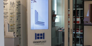 Shop tutor Oknoplast